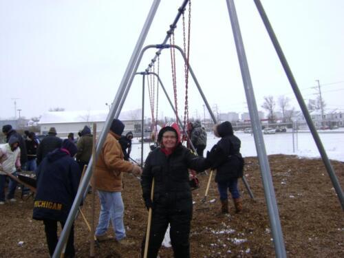 Hope Haven Playground 6