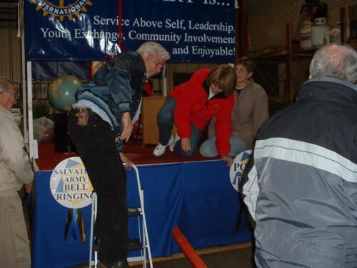 DeKalb Rotary Float 5