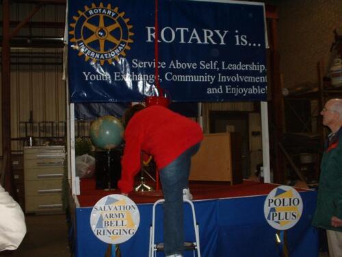 DeKalb Rotary Float 6