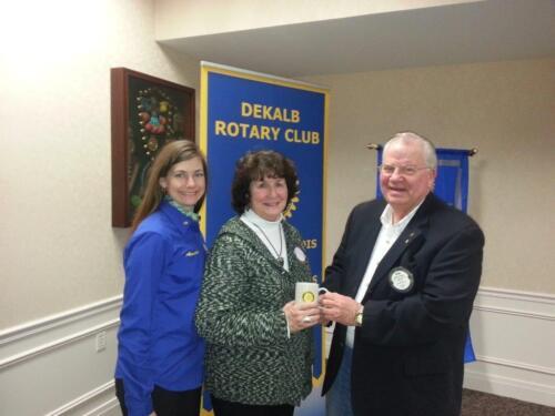 Rotary DeKalb Guest Speaker